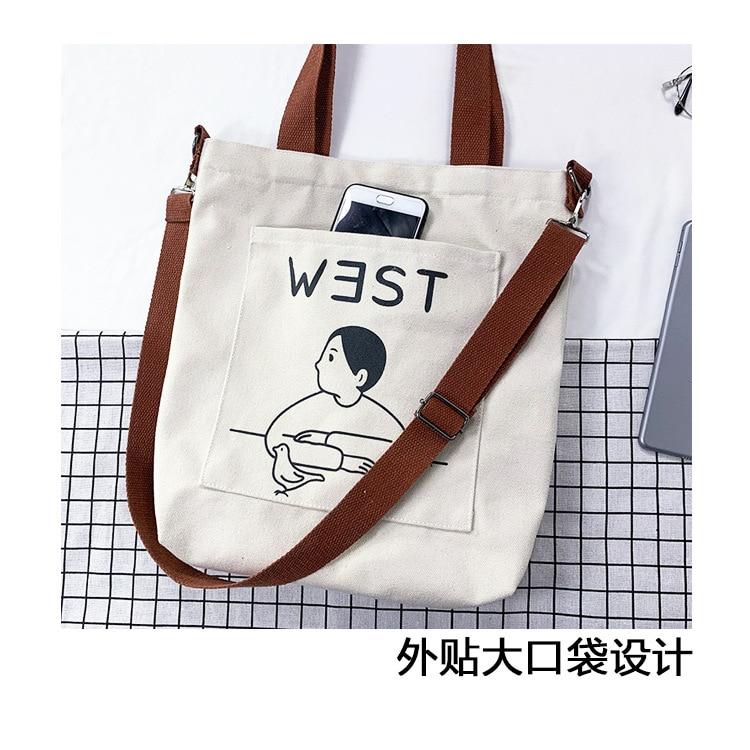 2020 das mulheres tote bags bolsa das