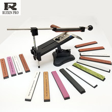 Fixed angle knife sharpener sharpening stone corundum diamond whetstone oil stone honing stones(China)