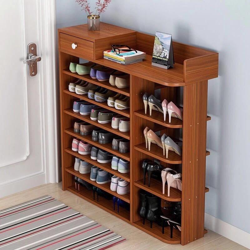 porte chaussures en bois facile a monter rangement des bottes pour le couloir meuble de maison porte chaussures peu encombrant