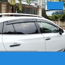 lsrtw2017 ppma material car window rain shield car door visor for subaru outback xv forester 2013 2014 2015 2016 2017 2018 2019 lsrtw2017 car styling car window rainshield door visor for honda odyssey 2015 2016 2017 2018 window trims