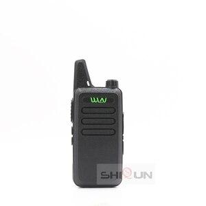 Image 5 - 2pcs WLN KD C1 Mini Walkie Talkie 5W UHF Handheld Two Way Radios RT22 WLN Radio 5W Mini Portable 2 way radio UHF 400 470 USB