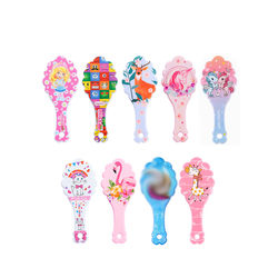 Cartoon Airbag Hair Comb Haircare Styling Detangling Hair Brush Anti-knotted Reduce Hairloss For Girls&Doll Play Barber Tool