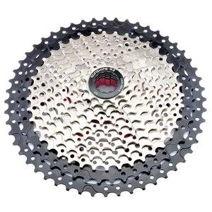 Image 5 - Frete grátis sol 8s 9 10s 11s 30s geschwredigkeit 36/42/46/50t freilauf breite verhaltnis montanha fahrrad schwungrad