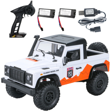 MN99A 1:12 Truck LED Lights Kids Toy Full Scale Electric RC