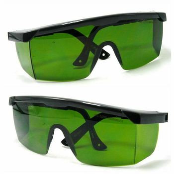 2pcs OD+4 IPL Eyepatch CE 200-2000nm Laser Protective Goggles Safety Glasses 635nm 808nm laser protective goggles laser safety glasses ce certified