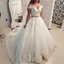 Женское свадебное платье it's yiiya белое фатиновое с аппликацией