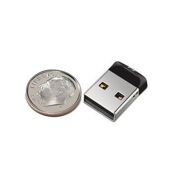 Usb Flash Drive Super Mini Plastic Pen 32GB 64G Stick Tiny Disk 4G 8G 16G  Pendrive Memory