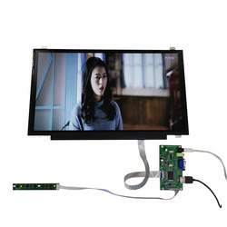 17.3 Inch Touch Display Module Kit Hdmi Vga 10-Punts Capacitieve Touch Linux WIN7 En Android Systeem Plug En spelen