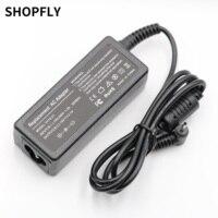 19V 2.1A для ASUS Eee PC Seashell 1225B 1225C 1015PED 1015T 1015B 1005HE E305895 ноутбук нетбук Ac адаптер питания зарядное устройство