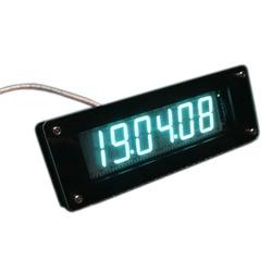GPS Tijd Kalibratie Retro Elektronische Klok DIY Tl-buis Klok VFD Klok