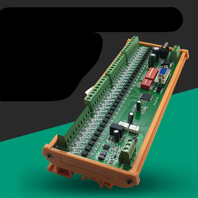 8 64 RS485 входной модуль modbus RTU вход расширение последовательный порт вход удаленный IO