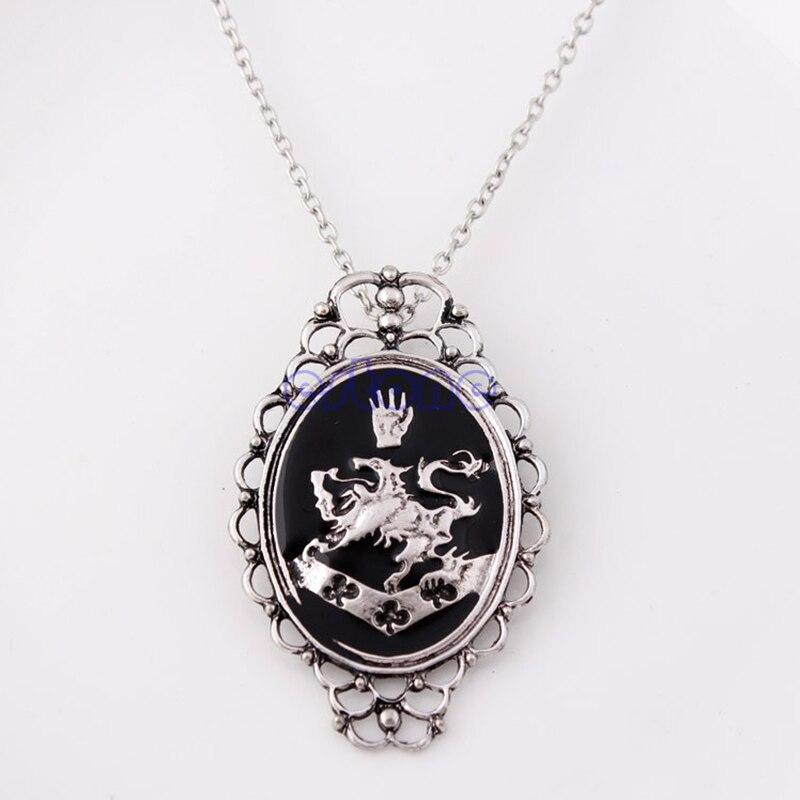 Twilight Alice Rosalie Cullen Family Crest Pendant Chain Necklace Hot necklace women