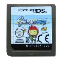 DS Video Game Cartridge Console Card Scribblenauts For Nintendo DS 1