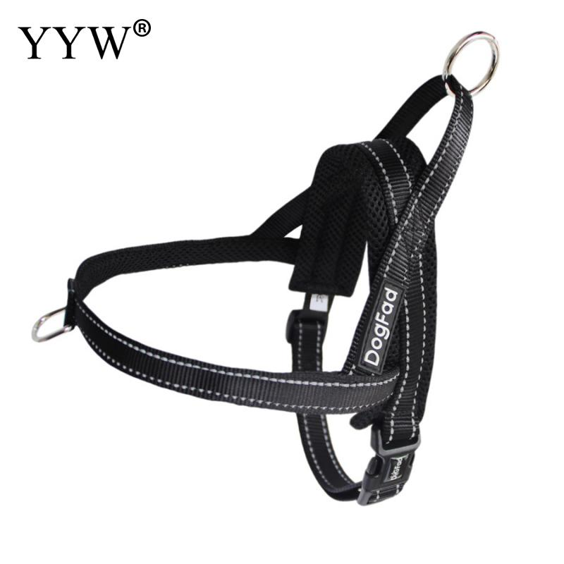 Pet Dog Collar Harness Leash Soft Walking Harness Lead Durable Traction Rope Dog Strap Rope Breakaway Nylon 82cm 3 Color in Leashes from Home Garden