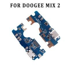 Dla DOOGEE MIX 2 port usb do ładowania Flex kabel do ładowania złącze stacji dokującej płytka drukowana wstążka Flex Cable części zamienne do napraw