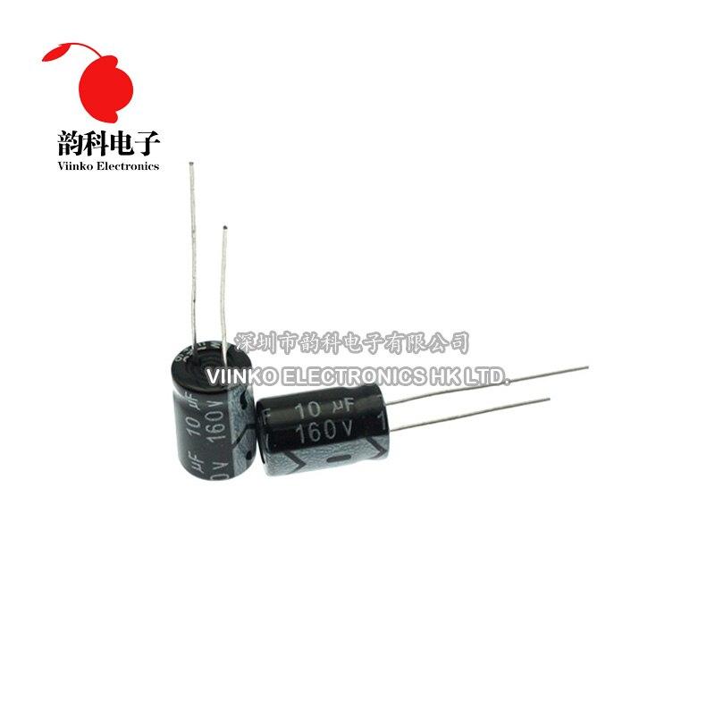 Polystyrene Capacitor 160V 22pF
