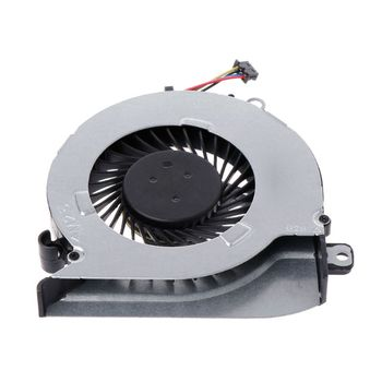 ORG ORG Cooling Fan Laptop CPU Cooler Computer Replacement 4 Pins Wires Connector 812109-001 for HP Pavilion 15Z-A 15-AB 17-G image