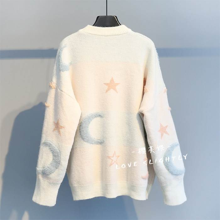 Knit Pullover Sweater ,Women Jumper 2019 Winter Korean Long Sleeve Warm Sweater Female,O-Neck Women Knitted Pullover