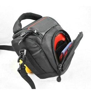 Image 2 - Waterproof DSLR SLR Camera Bag Camera Case Shoulder Bag For  Travel Bag