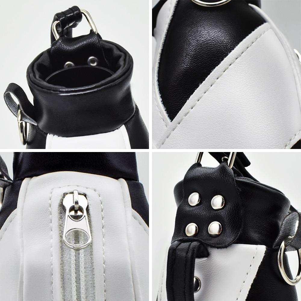 Držač mini olovaka s olovkom za torbu za ukrašavanje stola golf - Golf - Foto 4