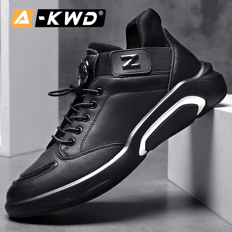 2019 New Breathable Comfortable Mesh Men Shoes Casual Walking Male Sneakers Tenis Masculino Mens Luxury Shoes Men Designer Shoes Turnschuhe Black Sneakers Mens Men Leather Shoes Genuine Leather