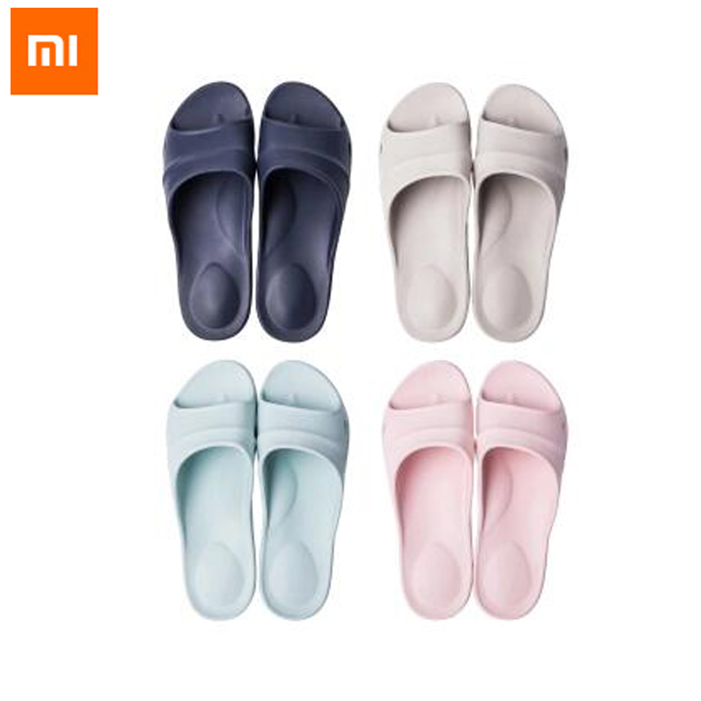 Xiaomi One cloud High Qualit Slippers Summer Women Slippers Soft Flip Flops Ladies Man Sandals Casual Shoes Slip(China)