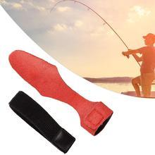 2 sztuk non-logo wędka rękaw ochronny pręt pręt cap spot + garnitur pręt wysoki zestaw ochronny pasek wędkarski elastyczny r T3N5 tanie tanio TASI Fish grip