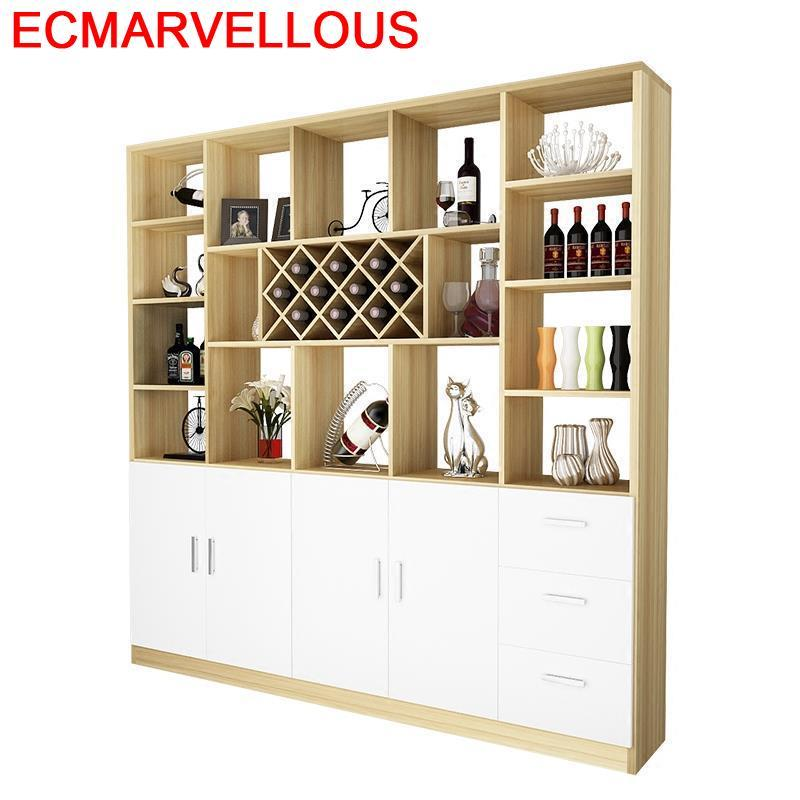 Meube Meja Kast Salon Meble Cristaleira Meuble Gabinete Table Mobili Per La Casa Bar Shelf Commercial Furniture Wine Cabinet