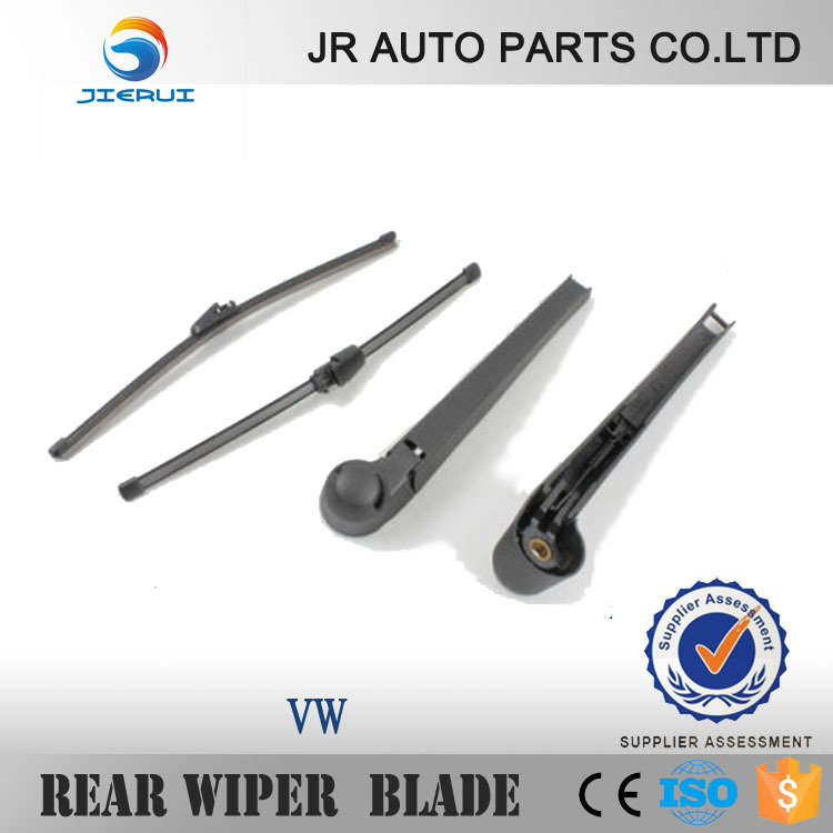 JIERUI FOR VW GOLF MK4 REAR WINDSCREEN WIPER ARM AND BLADE SET 1996-2006 *BRAND NEW*
