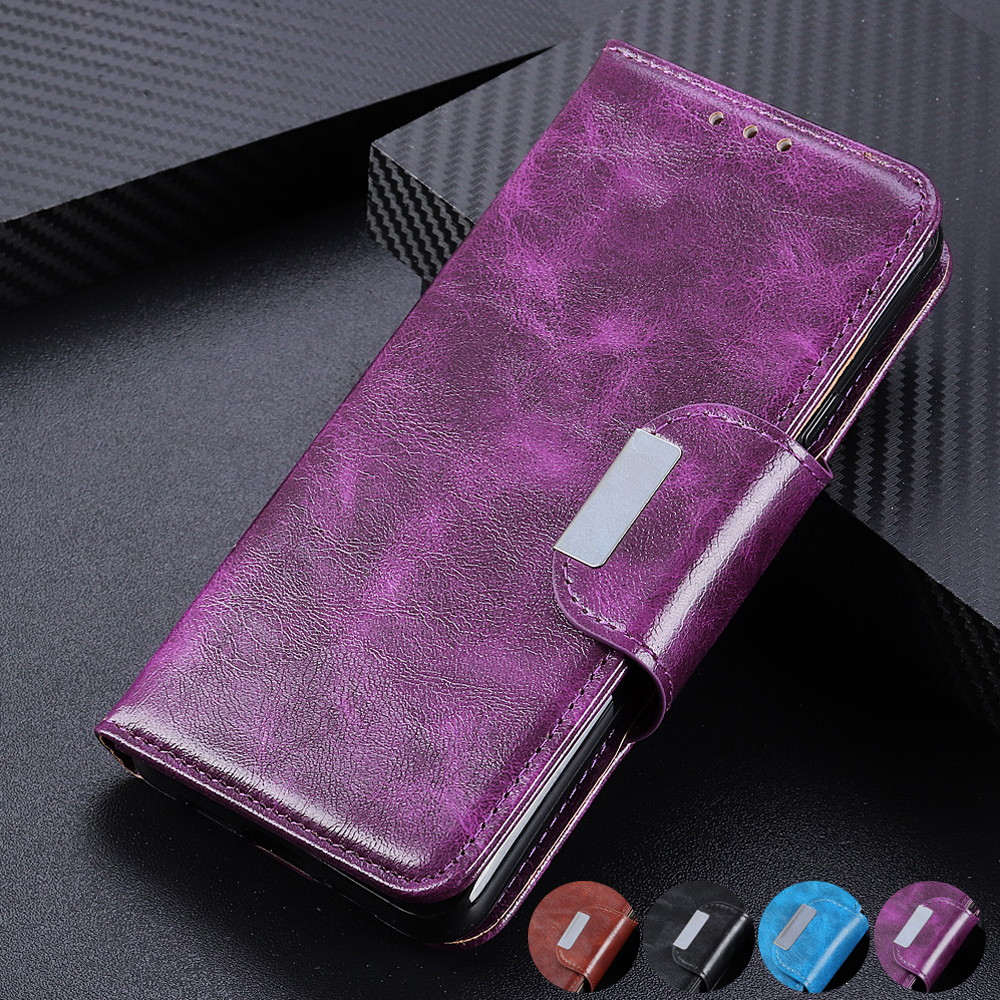 6 Card Slots Wallet Flip Leather Case for Sony XZ5 XZ4 XZ3 Xperia 20 10 Plus L3 Stand Magnetic Closure ID Credit Cards Pocket-in Wallet Cases from Cellphones & Telecommunications