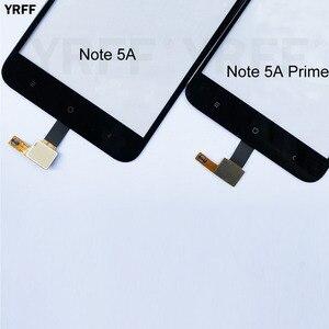 Сенсорный экран для Redmi Note 5A Prime, дигитайзер сенсорного экрана для Xiaomi Redmi Y1 Note 5A, замена стеклянной панели