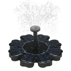 Water-Pump Water-Floating-Fountain Solar-Panel Pond Fountain-8v New Brushless for Bird