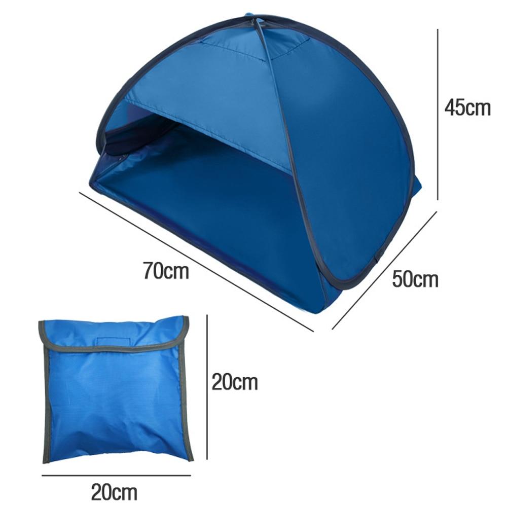 Beach Tent Pillow Small Folding