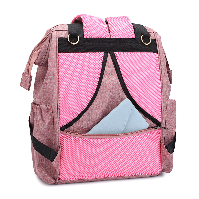 Japanese-style Diaper Bag Shoulder Lightweight Large Capacity 2019 New Style Fashion Baoma Nursing Hand Mommy Bag MOTHER'S Bag