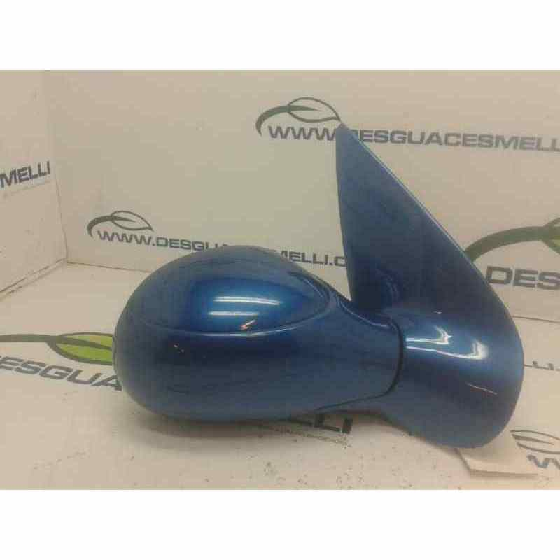 017003 RIGHT REARVIEW MIRROR PEUGEOT 206 SALOON