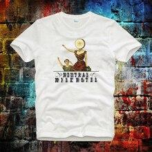 Neutral Milk Hotel Indie Rock Tee Top Vintage Unisex señoras camiseta B633 nueva camiseta fresca
