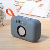 Original Brand TG506 Speakers Portable Bluetooth Speaker Wireless Soundbar Outdoor HIFI Subwoofer Support TF Card FM Radio Aux 2