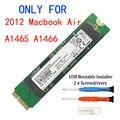 Neue 128GB 256GB 512GB 1TB SSD Für 2012 Macbook Air A1465 A1466 Md231 Md232 Md223 Md224 solid State Drive MAC SSD