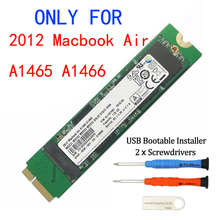 Nowy 128GB 256GB 512GB 1TB SSD dla 2012 Macbook Air A1465 A1466 Md231 Md232 Md223 Md224 dysk SSD