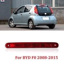 CAPQX dla BYD F0 2008 2009 2010 2011 2012 2013 2014 2015 z tyłu wysoko montowane Stop lampa 3rd trzecie światło tylne dodatkowe światło hamowania