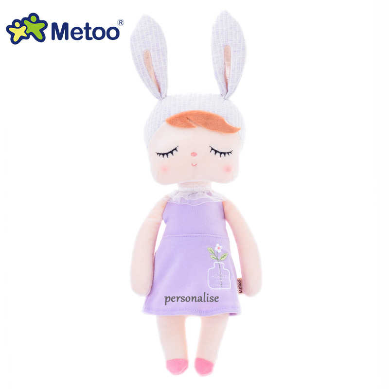 Personalized Baby Stuffed Animals, 2020 Personalized Metoo Angela Keppel Doll Girl Baby Stuffed Animals Sleeping Bunny Rabbit Soft Plush Toys Customized Name Dolls Aliexpress