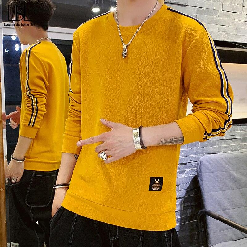 Mens Hoodies Sweatshirt 2020 Streetwear Patchwork Hoody Pullover Male O Neck Hoodie Men Long Sleeve Sweatshirts Brand Clothing