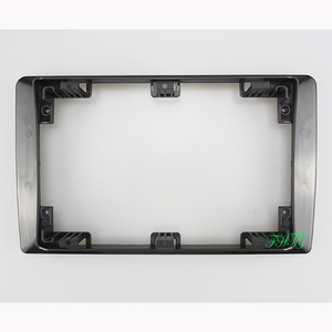 Image 2 - 10.1 inch Fasxia Car Audio Frame Car Radio Fascia,gps navigation fascia panel is suitable 1998 2008MAZDA 323/ISAMU/PREEMACY