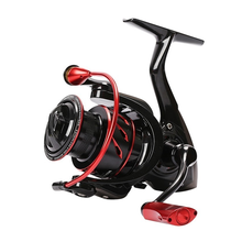 TSURINOYA Whirlwing 1000 2000 3000 4000 5000 Spinning wędkarstwo kołowrotek ze słoną wodą metalowy uchwyt karp kołowrotek Spinning cewki