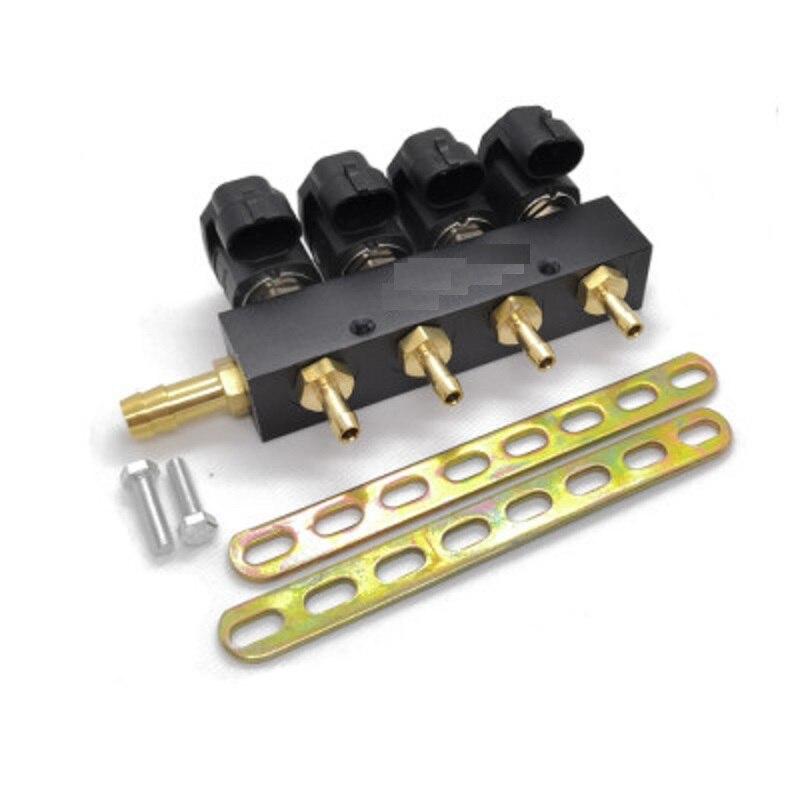 Digitronic Black 3ом газовые форсунки на 4 цилиндра