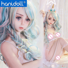 Hanidoll Silicone Sex Dolls 158cm Love Doll Realistic Real Vagina Anal Boobs Lifelike Japanese Anime Adult Toys