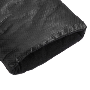 Image 5 - オートバイハンドハンドル手袋35 × 26センチメートル冬厚みバイク/スクーターグリップマフ防水防風