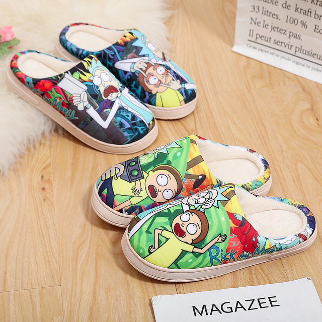 R&M Slippers