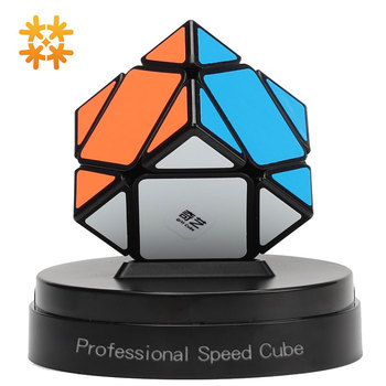 Qiyi QiCheng A Speed Magic Cube Skewed Cube Professional Puzzle Speed Cube Strange-shape Toys For Children Gift Cubo Magico Toy 4x4x4 qiyi magic cube professional speed puzzle cube educational toys for kids children xmas gifts cubo magico rubic