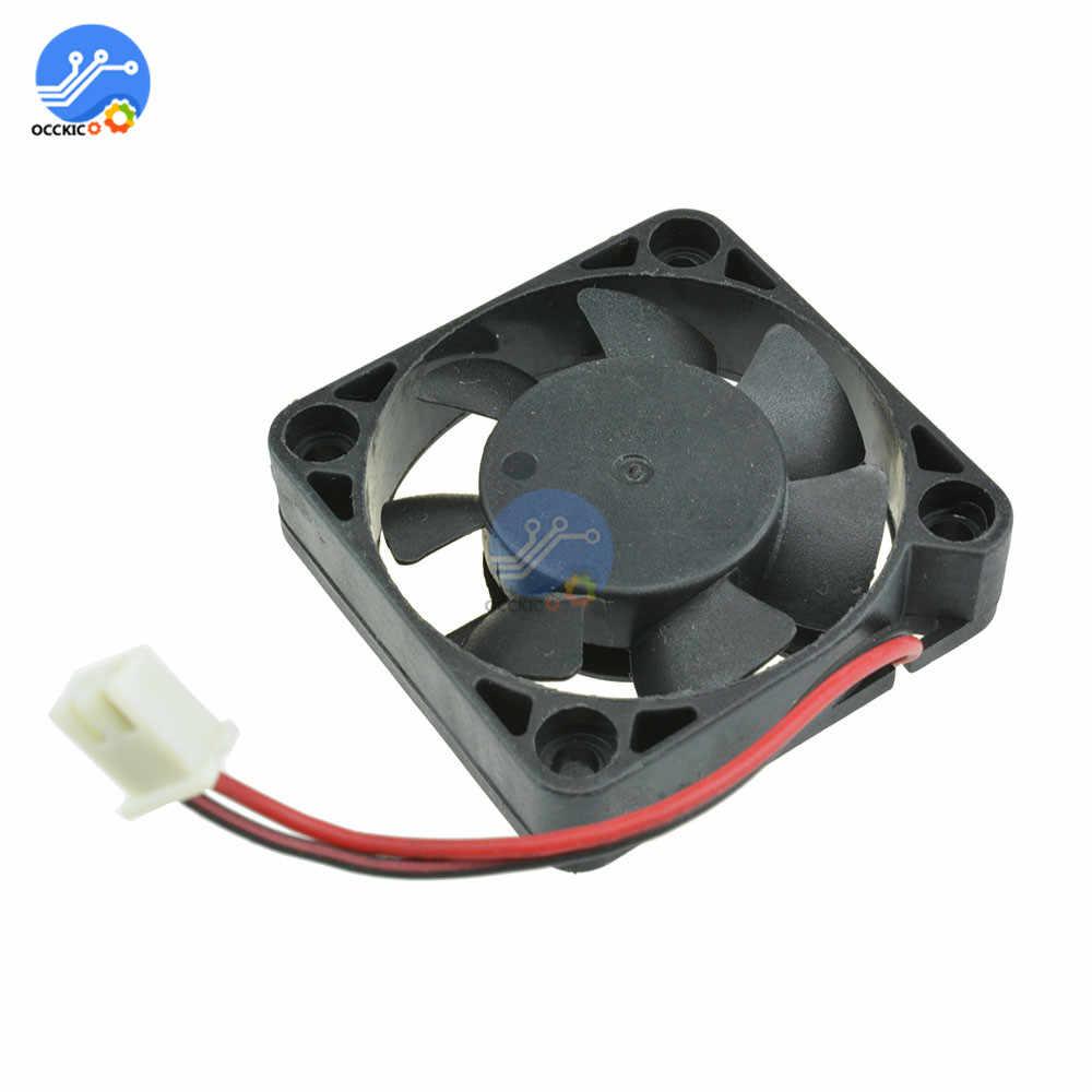 Làm mát Quạt Hướng Trục 12V 40x40x10mm Cho Arduino Raspberry Pi Máy Tính 3D máy in CF